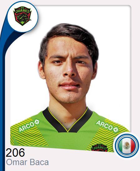 Omar Baca Romero