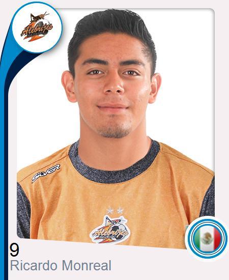 Ricardo Saúl Monreal Morales