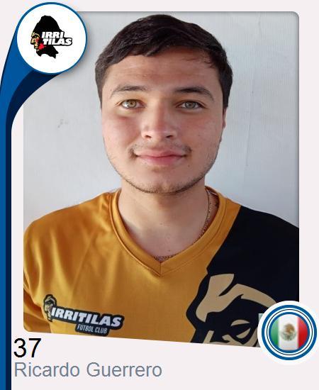 Ricardo Ariel Guerrero Méndez