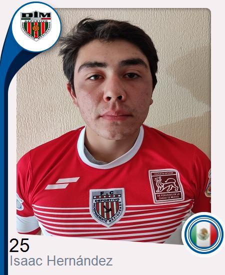 Isaac Arath Hernández Gervasio