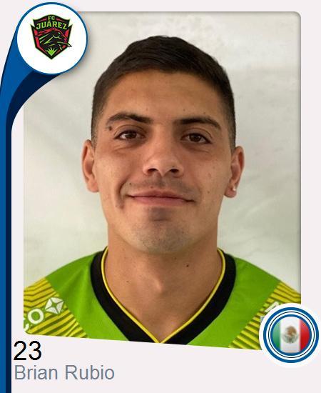 Brian Alejandro Rubio Rodríguez