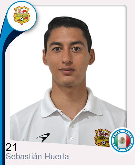 Sebastián Alejandro Huerta Abundis