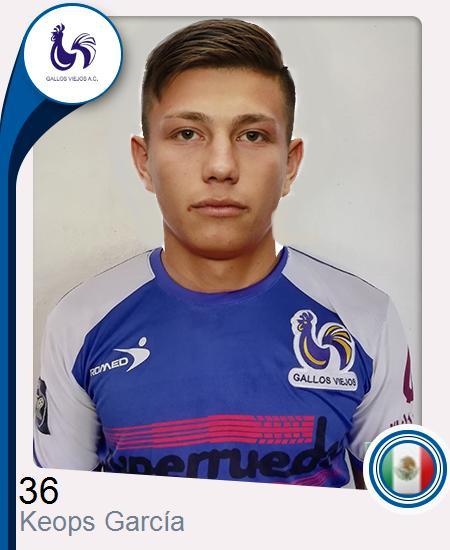 Keops Amaury García López