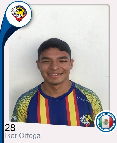 Iker Said Ortega Muñóz