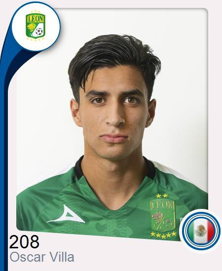 Oscar Eduardo Villa Domínguez