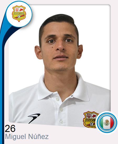 Miguel Ángel Núñez Hernández