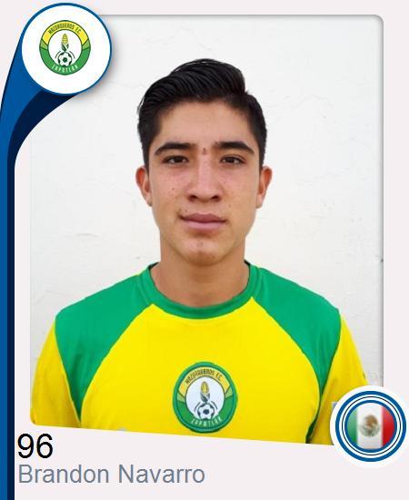 Brandon Navarro Vargas