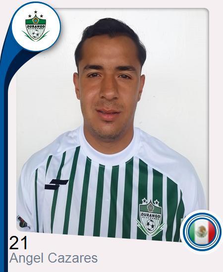 Ángel Alonso Cazares González