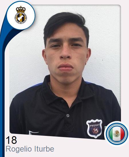 Rogelio Emanuel Iturbe Velazco