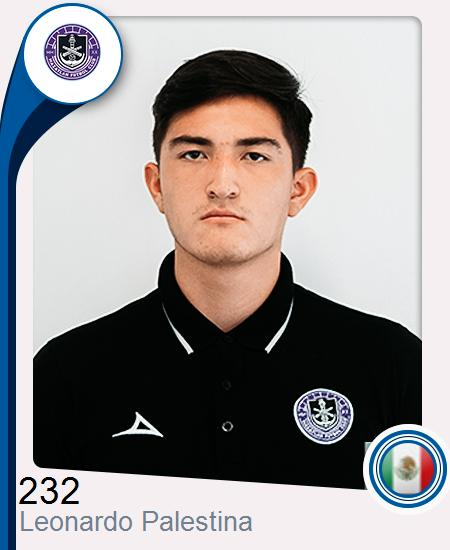 Leonardo Fabio Palestina Hernández
