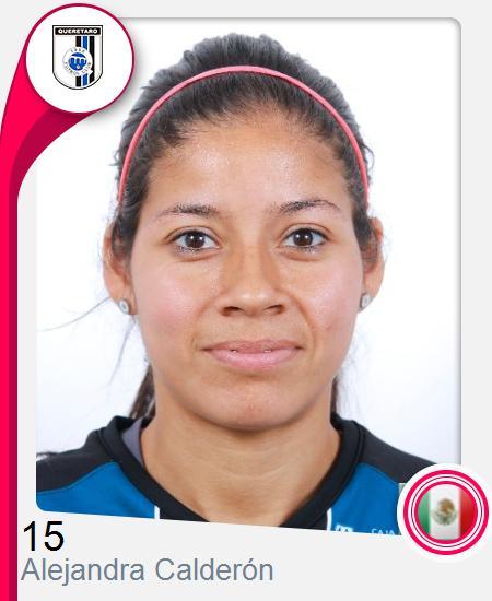 Alejandra Calderón Lua