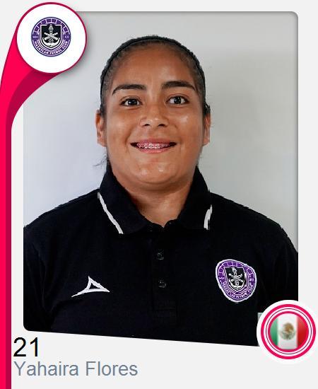Yahaira Esmeralda Flores Olivares