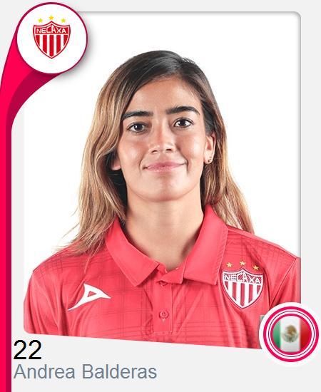 Andrea Alejandra Balderas Sorchini