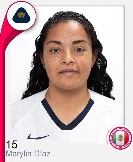 Marylin Viridiana Díaz Ramírez
