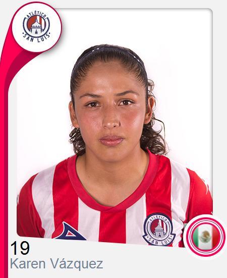 Karen Melina Vázquez Álvarez