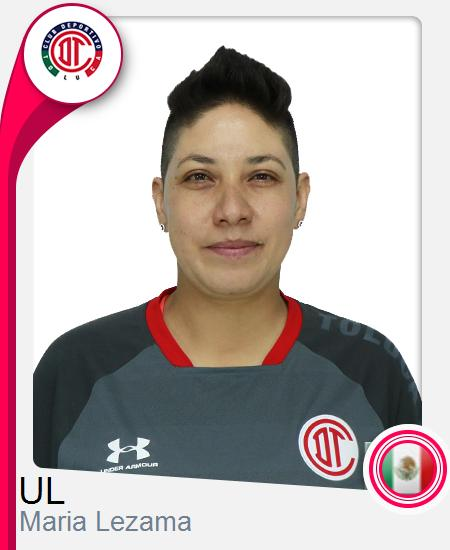 María Guadalupe Lezama Villavicencio