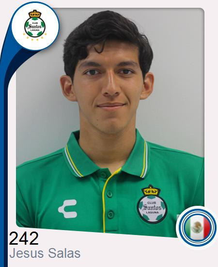 Jesús Alonso Salas Rangel