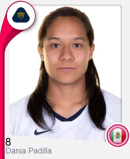 Dania Belén Padilla Alemán