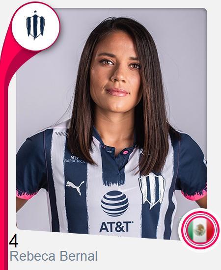 Rebeca Bernal Rodríguez