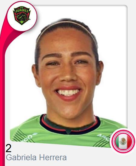 Gabriela Elizabeth Herrera Arzola
