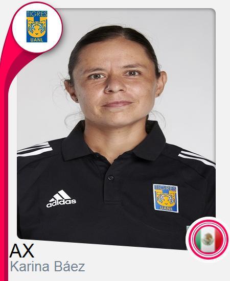 Karina Paola Báez Trujillo