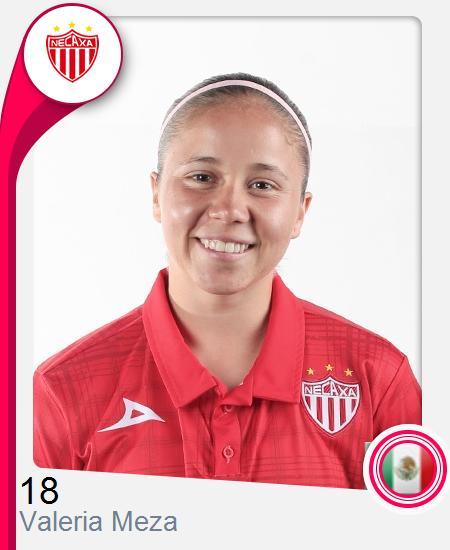 Valeria Alejandra Meza Cárdenas