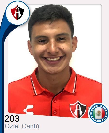 Oziel Mauricio Cantú Rodríguez