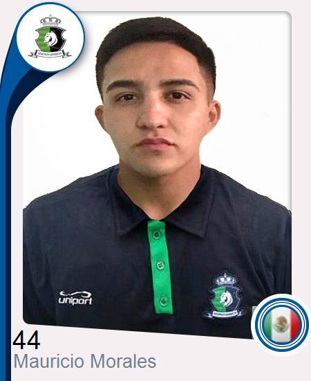 Mauricio Armando Morales Rodríguez