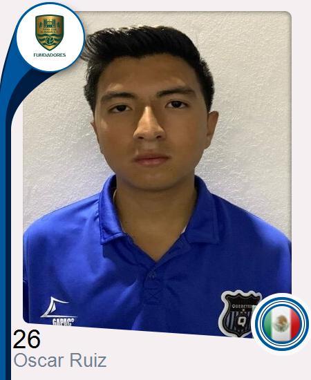 Oscar Ruiz Pantoja