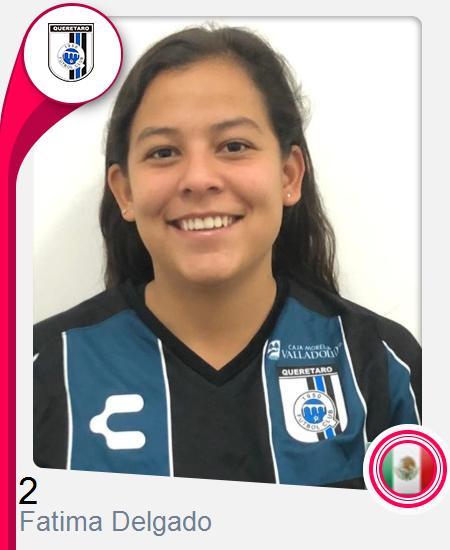 Fátima Del Carmen Delgado Cortés