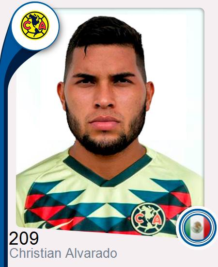 Christian Alvarado Rojas