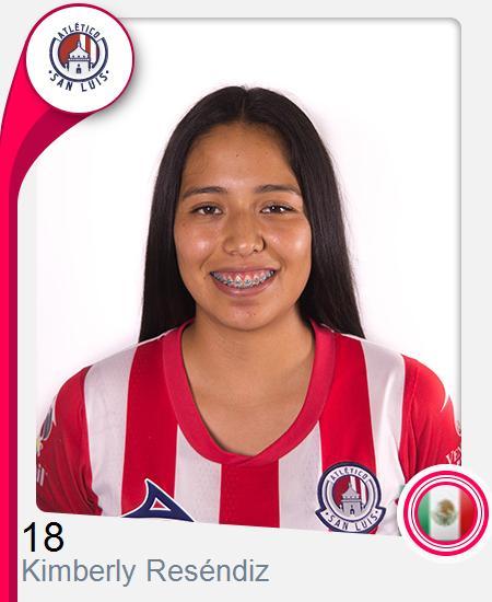 Kimberly Karina Reséndiz Arellano