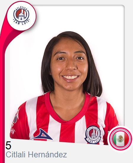 Citlali Guadalupe Hernández Durán