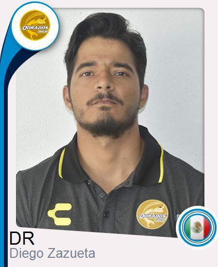 Diego Armando Zazueta Obeso
