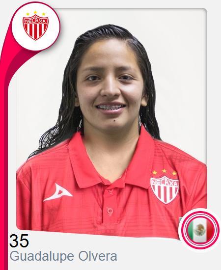 Guadalupe Leticia Olvera Gandara