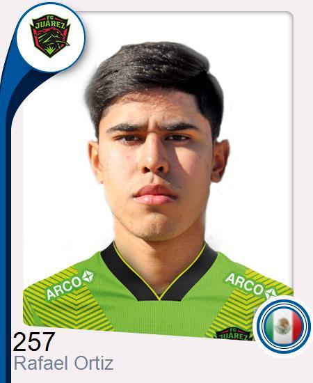 Rafael Ortiz Buenrostro