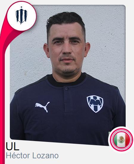 Héctor Alejandro Lozano Estrada