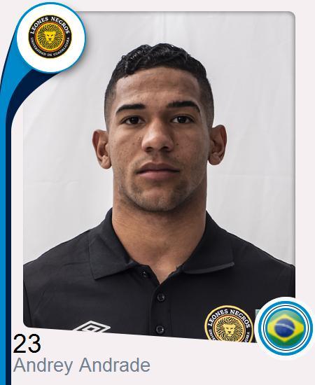 Andrey Marcos Andrade Pereira