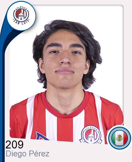 Diego Alejandro Pérez Esparza