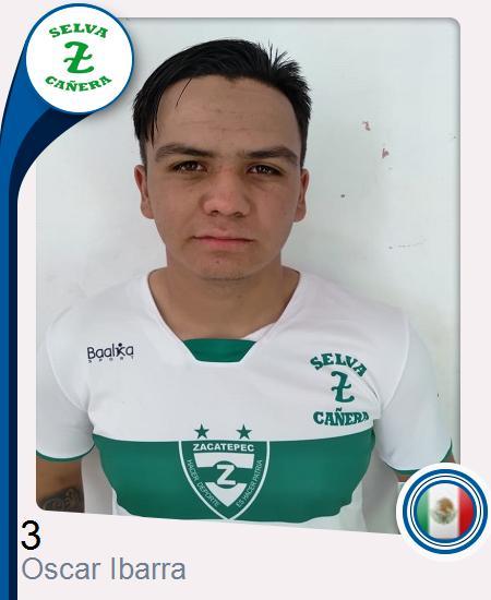 Oscar Ivan Ibarra Franco