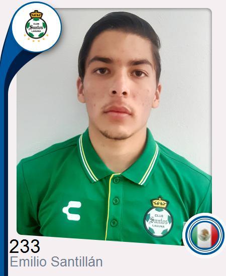 Emilio Santillán Espinoza