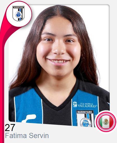 Fatima Servin Sánchez