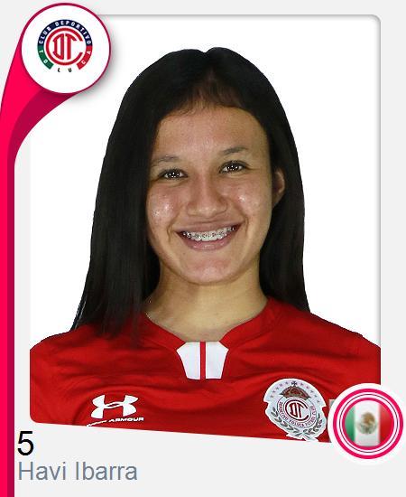 Havi Larisa Ibarra Hernández