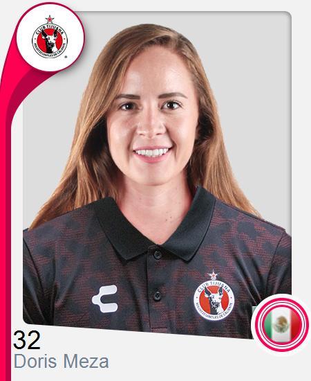 Doris Olivia Meza Pelayo
