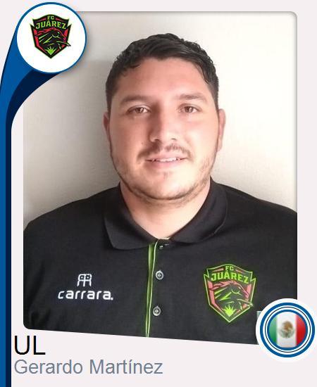Gerardo Andrés Martínez Cortes