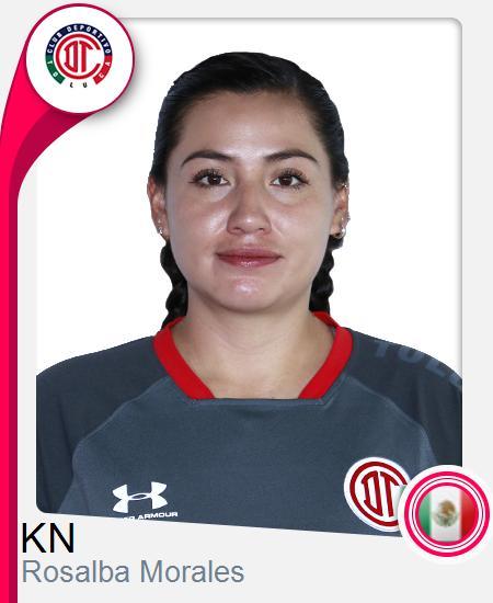 Rosalba Morales Méndez