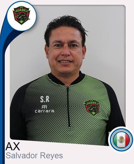 Salvador Luis Reyes de la Peña