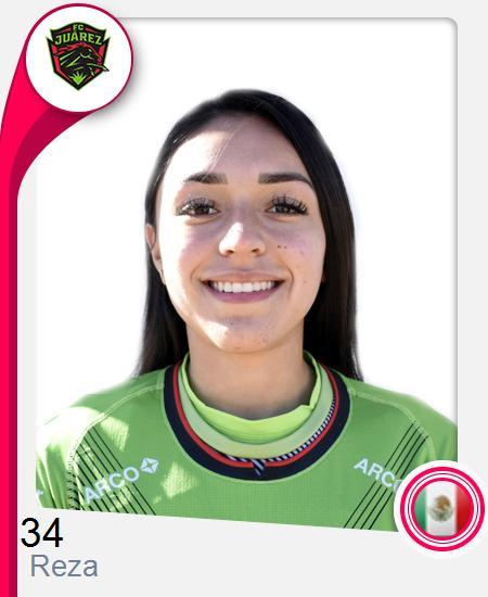 Daniela Reza Matamoros