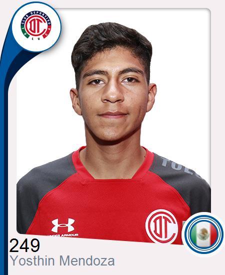 Yosthin Mendoza