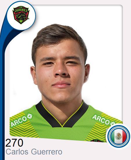 Carlos Rodrigo Guerrero Flores